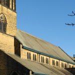 St Peter's in Winter
